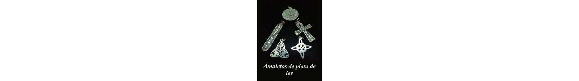 Amuletos de plata